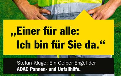 Adac Print Werbeplakat Banner