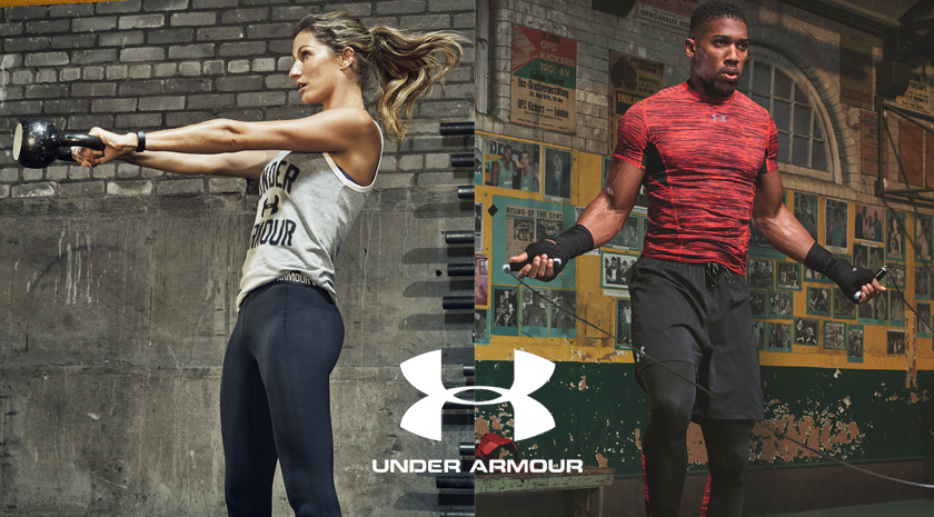 Under Armour - Form and Design Eckernförde