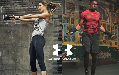 Under Armour - Form and Design - Hamburg und Kiel
